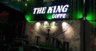 THE KING COFFE