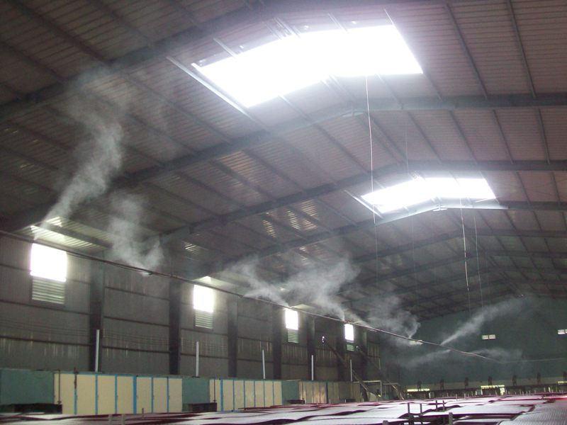 mua phun sương nhà xưởng