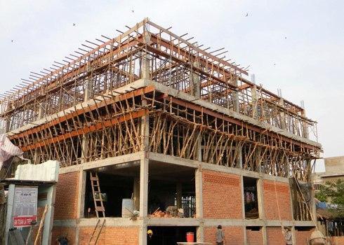 tính chất đặc trưng khi xây dựng nhà yến